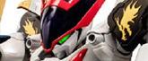 METAMOR-FORCE 魔神英雄伝ワタル 龍王丸 ノンスケール ABS&ダイキャスト製 塗装済み 完成品 可動フィギュア