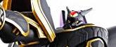 進化魂 デジモンアドベンチャー 05 アルファモン 約160mm(アルファモン時) ABS&PVC&ダイキャスト製 塗装済み可動フィギュア