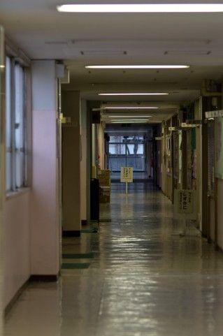 学校廊下1