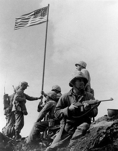 378px-First_Iwo_Jima_Flag_Raising
