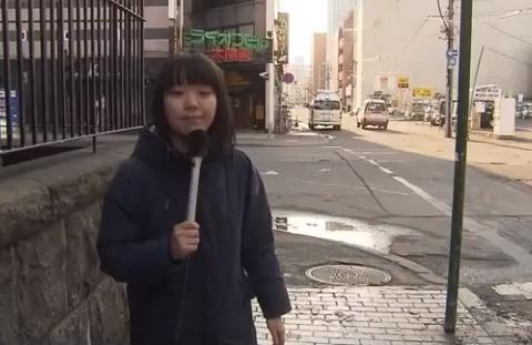 田中うた乃記者ゴミ収集車当て逃げ