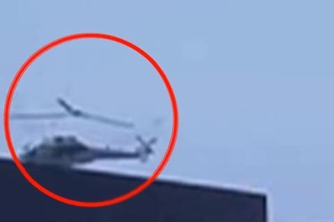 韓国のヘリコプター