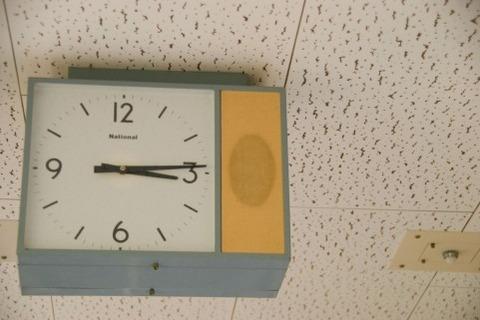 学校時計6