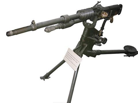 ホッチキス Mle1914重機関銃