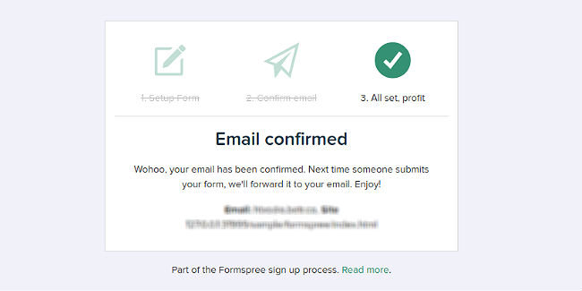 formspree-4