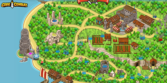 codecombat-forest