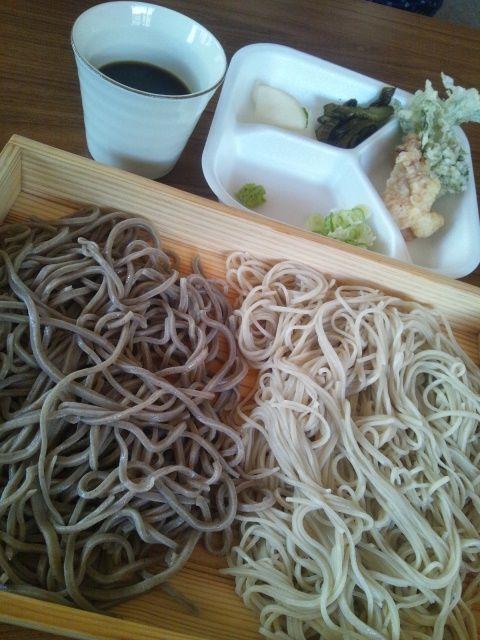 宮川製粉 蕎麦祭り
