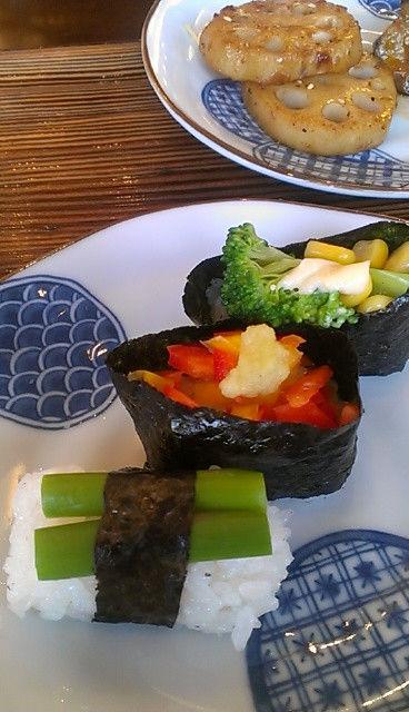 仙萩庵で和食ブュッフェ