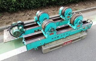 MAC(マツモト機械) 5ton ターニングロール RD-1-IN