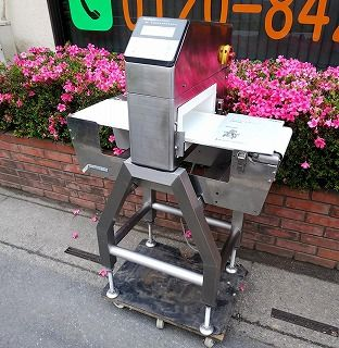 Anritsu アンリツ コンベア式 金属検出機 金属探知機 スーパーメポリⅡ KD8013AW