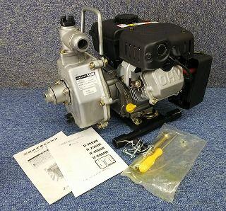 インターファームプロダクツ interfarm-products 一般排水用エンジンポンプ IF-2504M 取説 元箱付