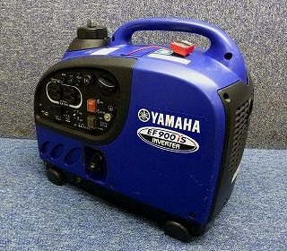 YAMAHA ヤマハ インバータ発電機 EF900iS