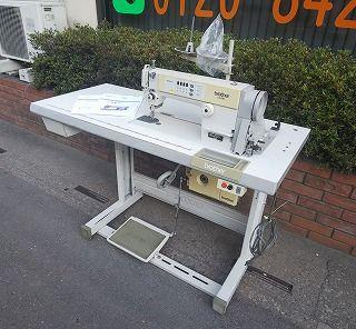 BROTHER(ブラザー) 本縫自動糸切りミシン 工業用ミシン DB2-B737-313 MarkⅡ 取説付