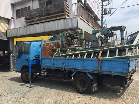 【出張買取】埼玉県で機械複数買取【特別編】
