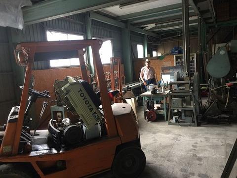 埼玉県で機械複数買取