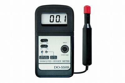 MT マザーツール デジタル溶存酸素計 DO-5509