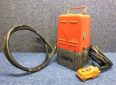 IZUMI 泉精器 油圧式 電動ポンプ 機動油圧ヘッド分離式工具ポンプ部 R14E-F