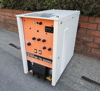 HITACHI 日立 インバーター TIG溶接機 300NS4