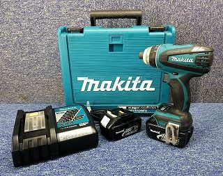 マキタ Makita 充電式 4モードインパクトドライバ TP141DRFX 充電器 バッテリ ケース付