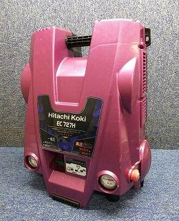 日立工機 HITACHI-KOKI 高圧エアコンプレッサ EC727H