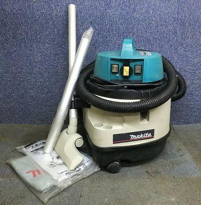 マキタ Makita 乾湿両用 業務用 強・弱2スピード 集じん機 433