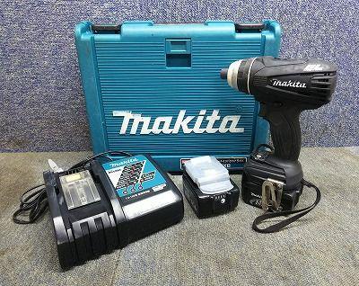 マキタ Makita 充電式 4モード インパクトドライバ TP131DRFXB