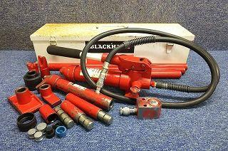 BLACKHAWK(ブラックホーク) Porto-Power ポートパワー P-75油圧 手動ポンプ
