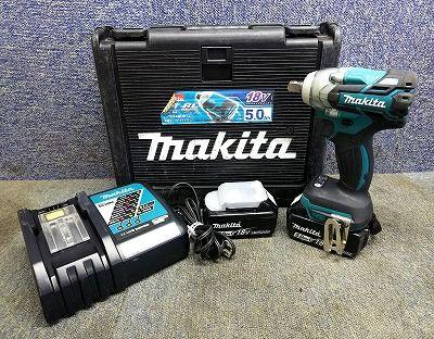 マキタ Makita 充電式インパクトレンチ TW281D