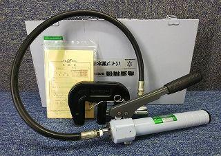 亀倉精機 kamekura‐seiki パイプ断水機 SS-25