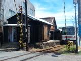 西御坊駅。