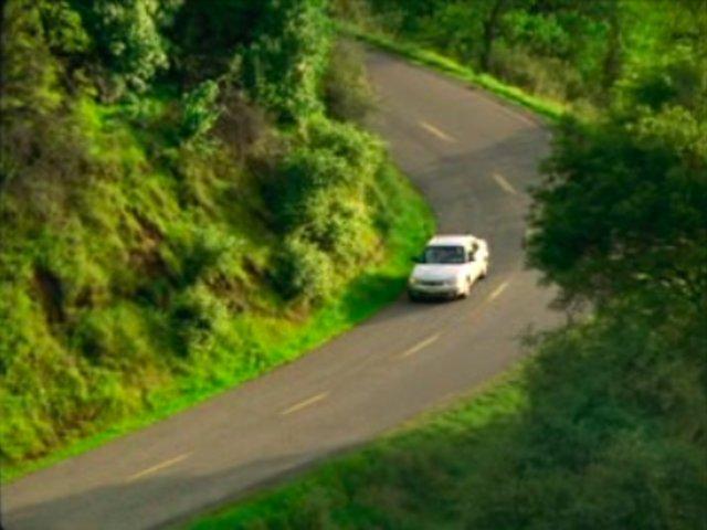 Ghost Driving A Car Prank