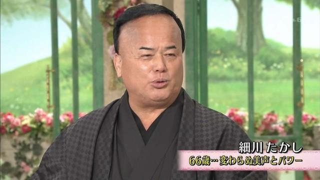 細川たかしさんの頭髪が不自然す...