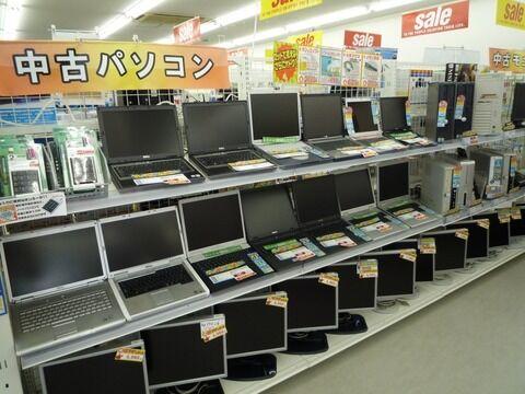 元中古パソコンショップの店員だけど質問ある?