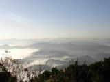 九重九谷公園雲