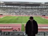 ラグビー全国大学選手権大会 早稲田大VS天理大