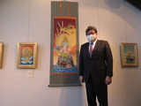 三十三観音日本画展