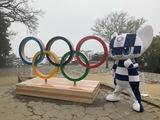 東京都主催オリンピック100日前セレモニー