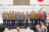 インドネシア国交樹立60周年開会式典