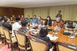 インドネシア・日本友好議連との意見交換会