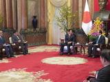 ベトナムのクアン国家主席との会談