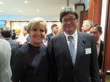 ビショップ・オーストラリア外務大臣と