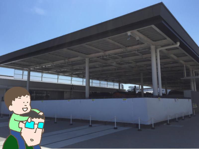 京都鉄道博物館の外観