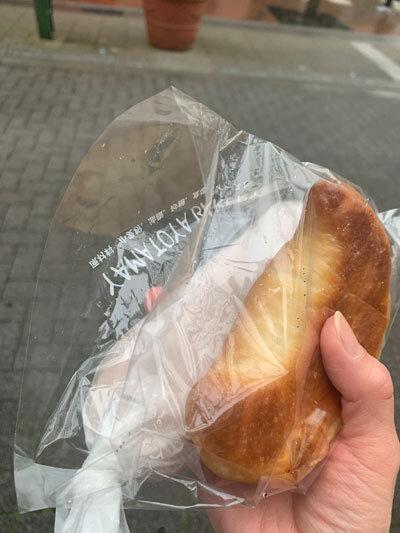 神戸 新開地 大和家ベーカリー 塩パン