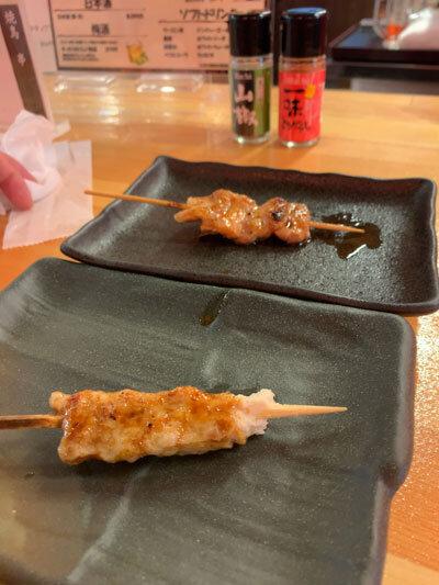 姫路 焼き鳥 鶏屋製作所 薬味