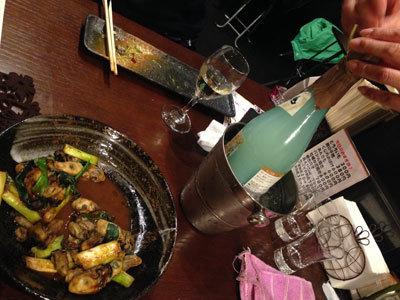 赤穂 牡蠣 かましま 北陸の日本酒