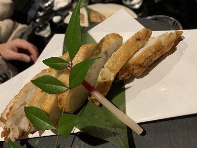 姫路 和食とお酒のお店 夢番地 天ぷら