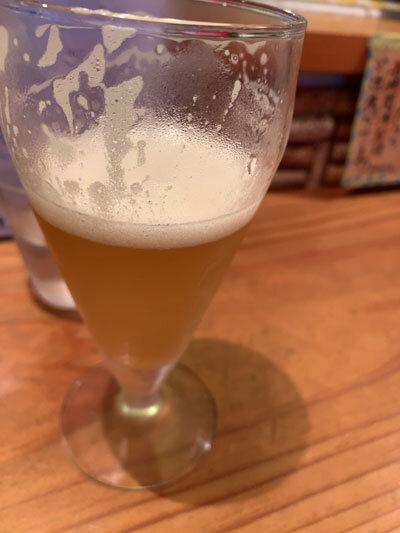 明石 ワイン酒場 Ace クラフトビール