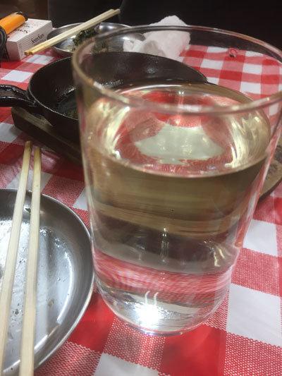 姫路 イタリアン酒場 MARUMASA 熱燗