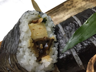 姫路 割烹 くろ田 上太巻寿司