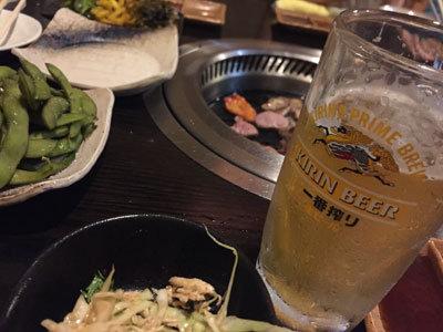 姫路 あぶり焼き鳥 鳥助 生ビール